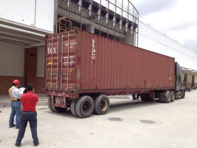 Construcción de Central Norte Guatemala