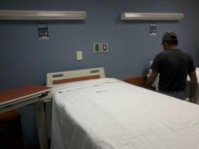 Remodelación de hospital los ángeles Guatemala