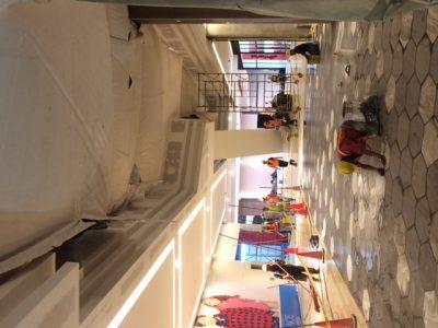 Construcción de Centro Comercial Oaklan Mall en Guatemala